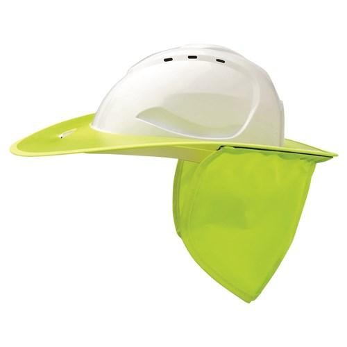 PRO VPPB-W HARD HAT PLASTIC BRIM W-HARD HAT BRIM-BOOTS CLOTHES SAFETY-WHITE-BOOTS CLOTHES SAFETY