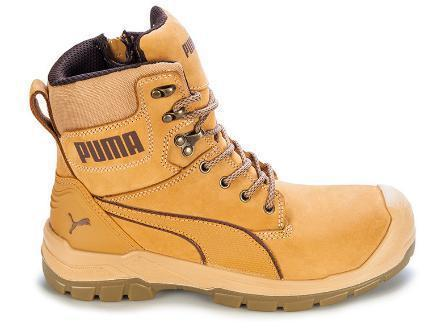 PUMA CONQUEST WATERPROOF SAFETY BOOT-WORK BOOT-BOOTS CLOTHES SAFETY-BOOTS CLOTHES SAFETY