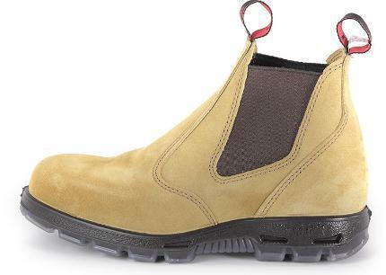 REDBACK USBBA ELASTIC SIDED SAFETY BOOT-WORK BOOT-BOOTS CLOTHES SAFETY-BOOTS CLOTHES SAFETY