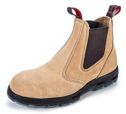 REDBACK USBBA ELASTIC SIDED SAFETY BOOT
