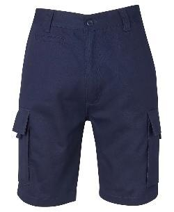RITEMATE RM1004S COTTON DRILL CARGO SHORT-WORK SHORTS-BOOTS CLOTHES SAFETY-NAVY-77-BOOTS CLOTHES SAFETY