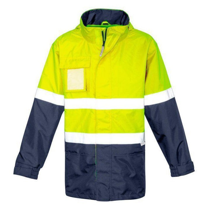 SYZMIK ZJ357 ULTRA LIGHT WATERPROOF JACKET