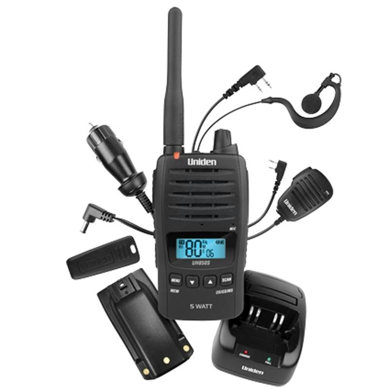 UNIDEN UH850S UHF HAND HELD RADIO