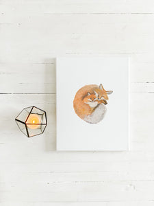 Mommy & Me Baby Animals - Fox