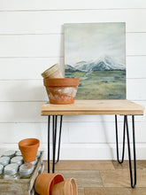 Load image into Gallery viewer, Mountain Countryside - Watercolor Landscape