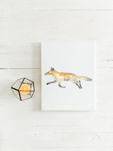Load image into Gallery viewer, Double Exposure Fox