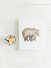 Load image into Gallery viewer, Mommy & Me Baby Animals - Bear