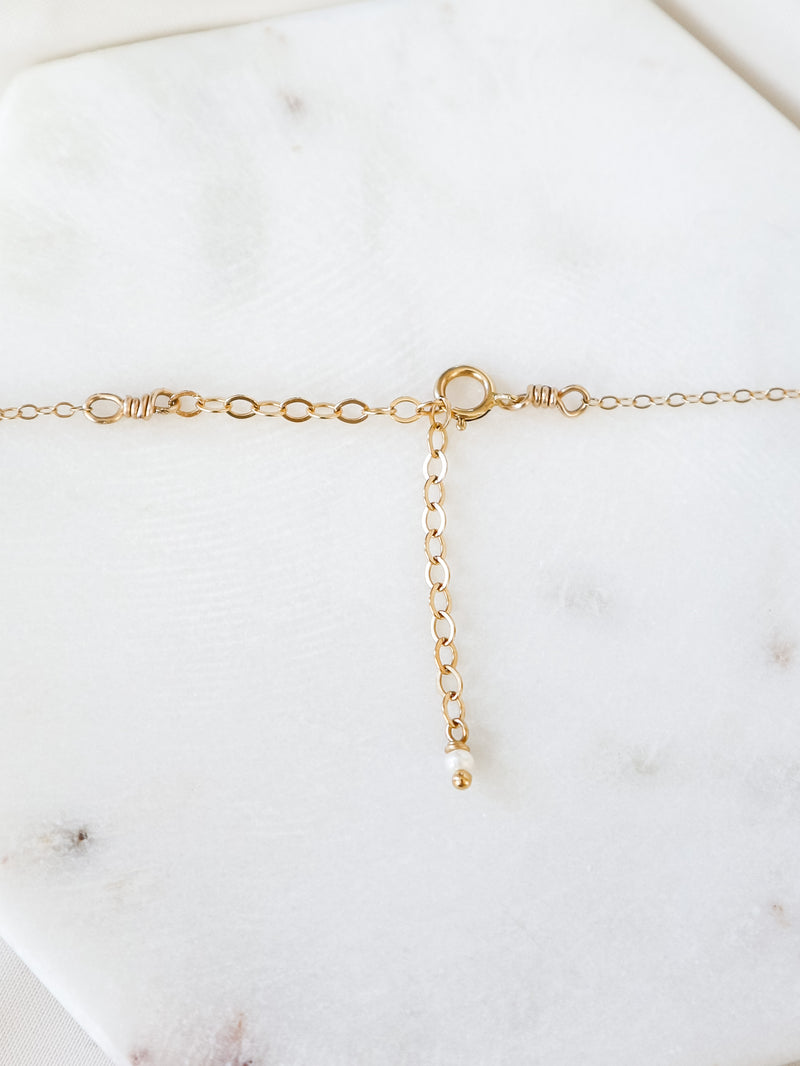 Sea Salt Anklet