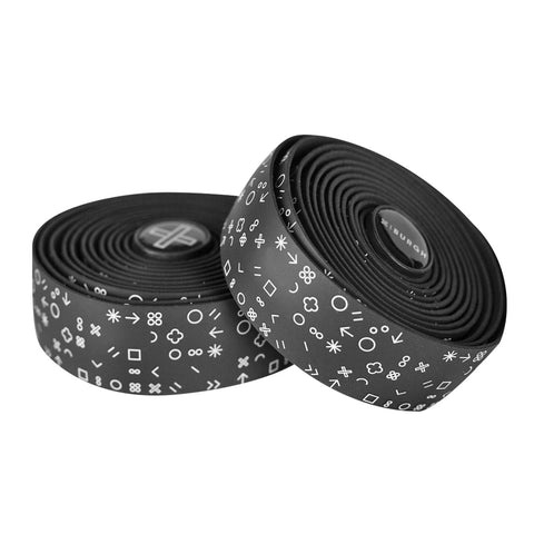 BURGH HIEROGLYPH WHITE BAR TAPE
