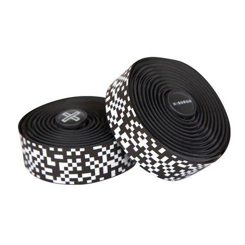 BURGH PIXEL WHITE BAR TAPE
