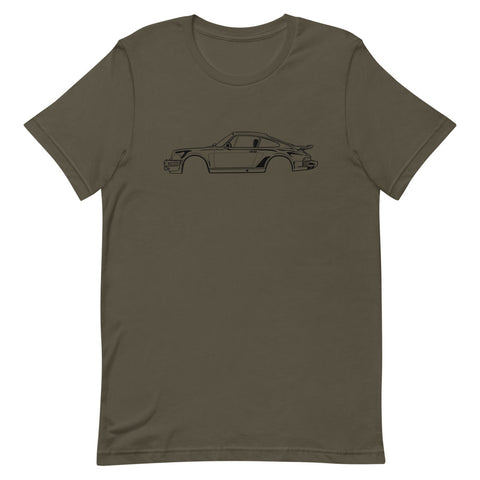 Porsche 911 930 Men's Short Sleeve T-Shirt