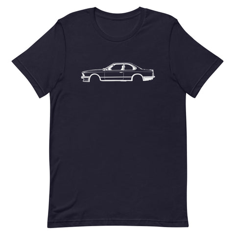 BMW E24 Men's Short Sleeve T-Shirt