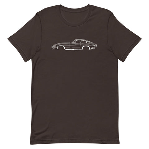 Jaguar E-Type series 1 Men's Short Sleeve T-Shirt