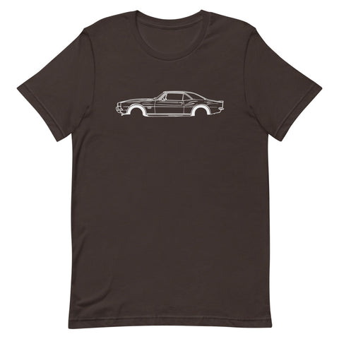 Chevrolet Camaro mk1 Men's Short Sleeve T-Shirt