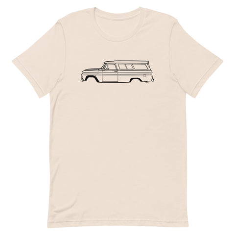 Chevrolet Suburban V mk5 Men's Short Sleeve T-Shirt