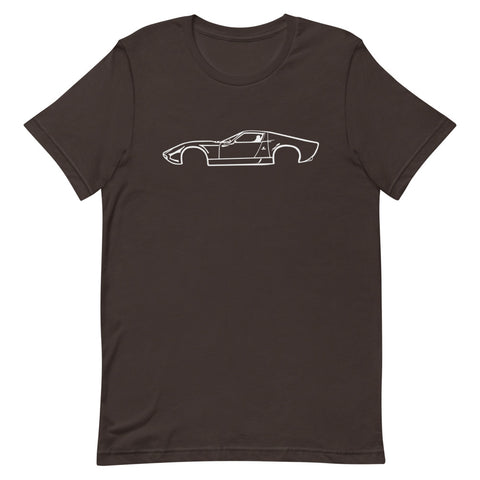 Lamborghini Miura Men's Short Sleeve T-Shirt