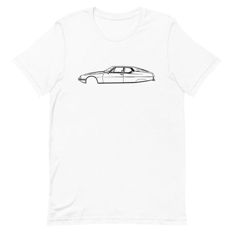 Citroën SM Men's Short Sleeve T-Shirt