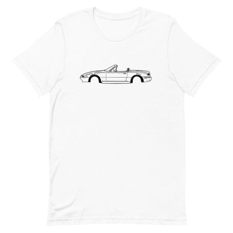 Mazda MX5 na Men's Short Sleeve T-shirt