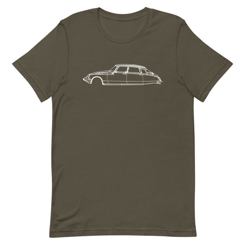 Citroën DS19 Men's Short Sleeve T-Shirt