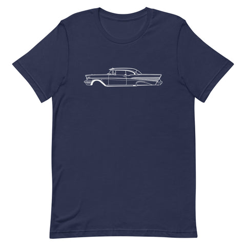 Chevrolet Bel Air mk2 Men's Short Sleeve T-Shirt