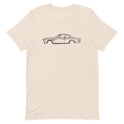BMW E9 Men's Short Sleeve T-Shirt
