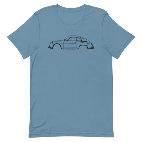 Porsche 356 Men's T-shirt Short Sleeve
