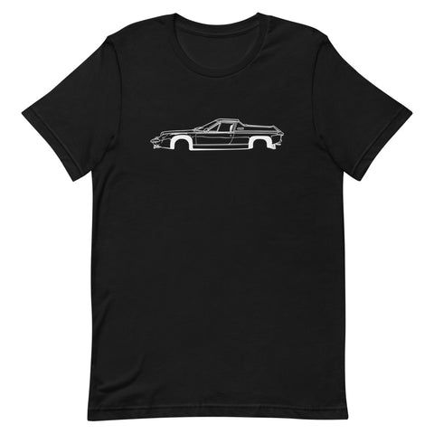 T-shirt Homme Manches Courtes Lotus Europa