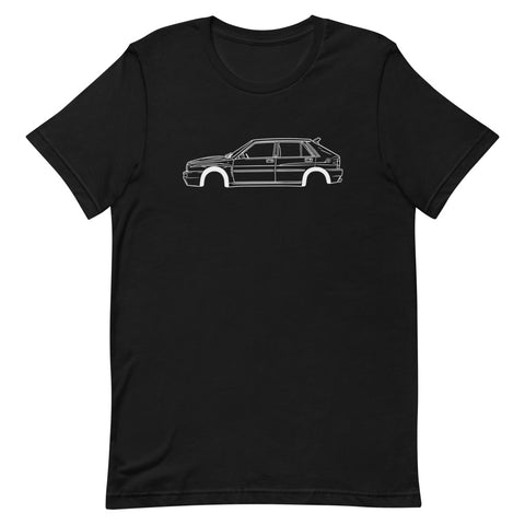 Lancia Delta Integrale Men's Short Sleeve T-Shirt