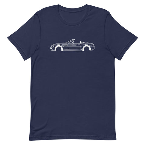 BMW Z3 Men's Short Sleeve T-Shirt
