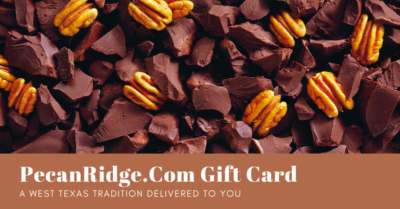 PecanRidge.com Gift Card