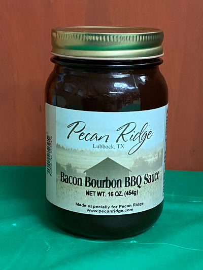 Bacon Bourbon BBQ Sauce