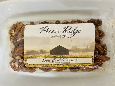 Our Signature Flavored Pecans