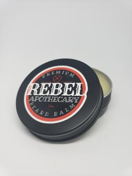 Cedar Leather Beard Balm