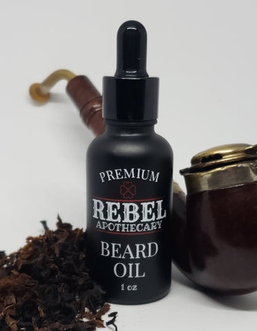 Cherry Tobacco Beard Oil