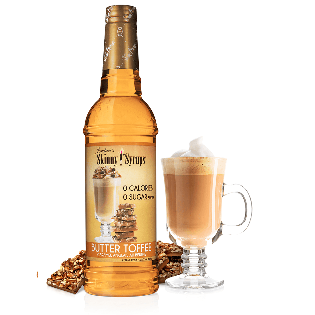 Sugar Free Butter Toffee Syrup