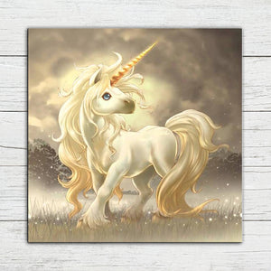 Elegant Unicorn Diamond Painting
