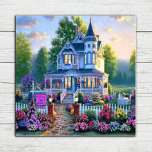 Load image into Gallery viewer, Beautiful House Diamond Painting
