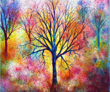 Load image into Gallery viewer, Color The Tree Diamond Painting