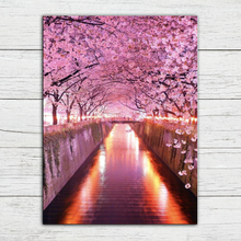 Load image into Gallery viewer, Cherry Blossom Diamond Painting