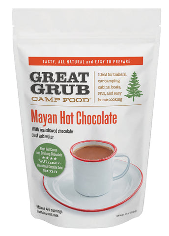 Mayan Hot Chocolate  $9.25