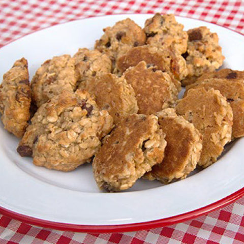 Chocolate Chip / Apricot Cookies  $9.50
