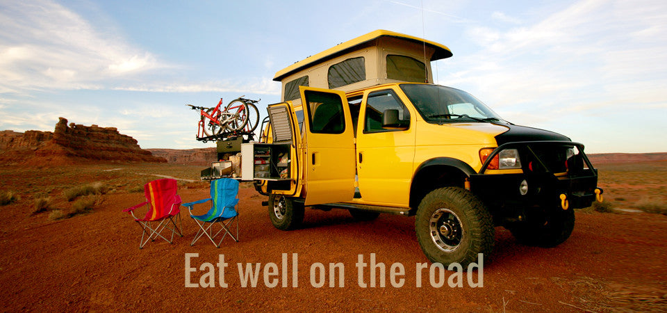 Eat well on the playa