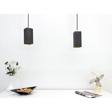GANTlights | B2 Pendant Light Rectangular