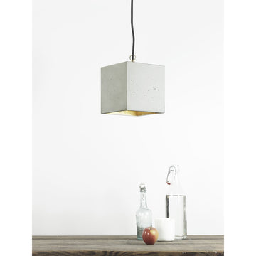 GANTlights | B5 Pendant light cubic big