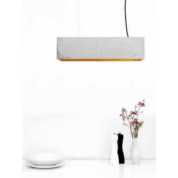 GANTlights | B4 Concrete Pendant Light