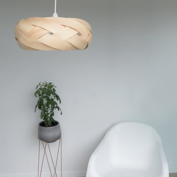 MINNOW |  Large Braid Lightshade
