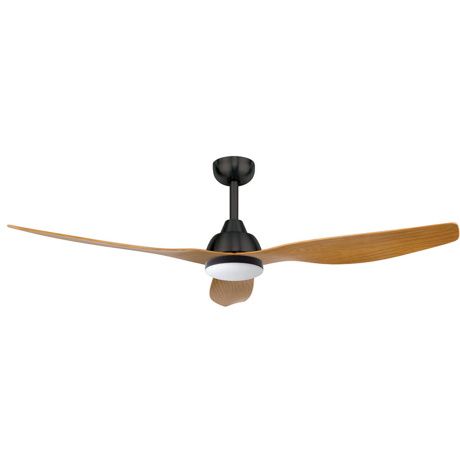 All seasons ceiling fan, keeping you cool in summer and circulating warm air in winter. Available in Black, White, White/Ash, Charcoal/Maple - With or without light Can be installed indoor or in alfresco areas not exposed to weather Sleek and stylish they will compliment any modern home