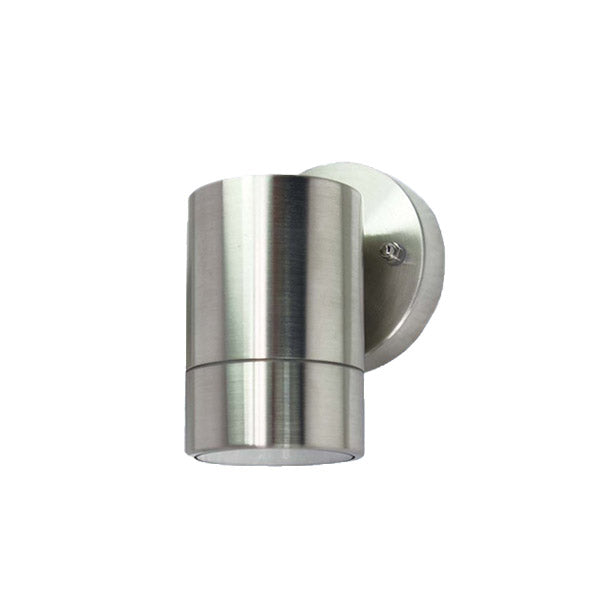 Cylinder Wall Light | Copper | Stainless