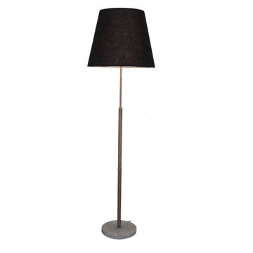 Floor Lamp Raw Marble Base