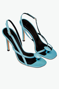 Open Toe Oval Sandal